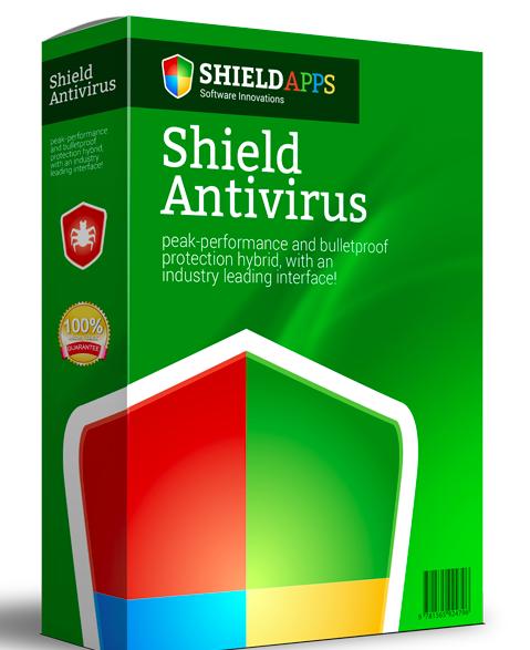Shield Antivirus (3 Year License)