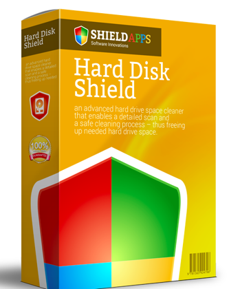 Hard Disk Shield (3 Year License)